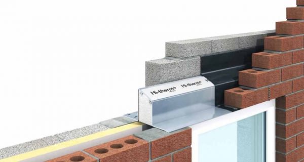 Keystone launches advanced new Hi-therm+ lintel