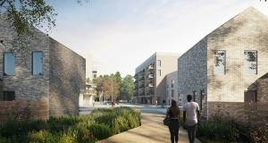 Dún Laoghaire passive house scheme will be one of world's largest