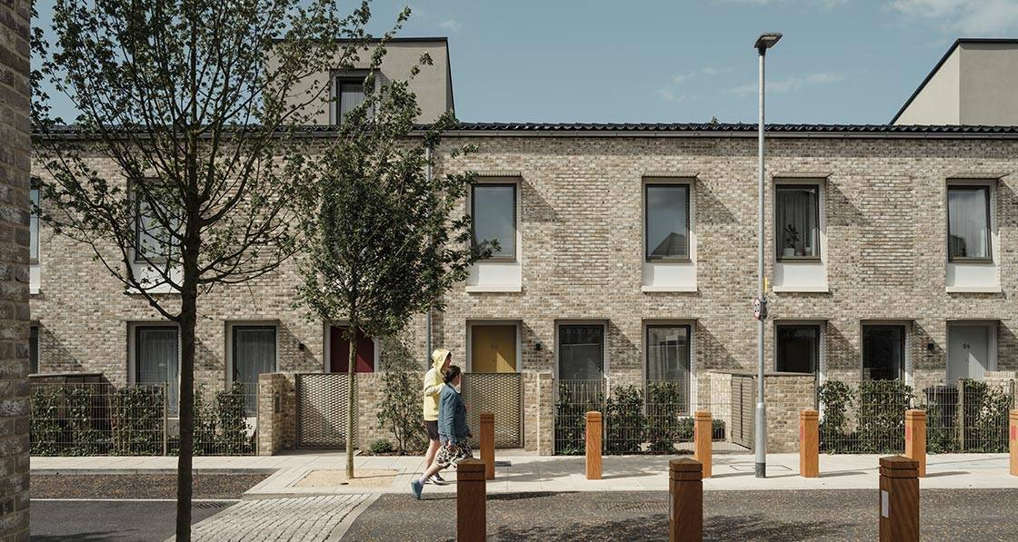 Stirling Work - The passive social housing scheme that won British architecture's top award